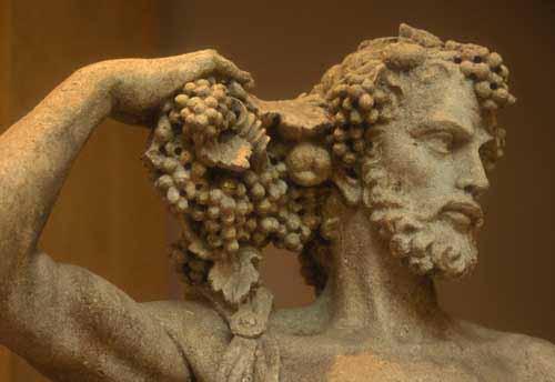 bacchus-Dionysus