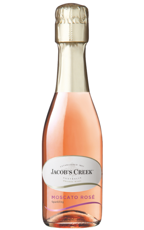 jacobs creek sparkling moscato rose