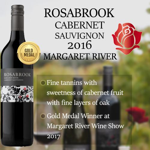 Rosabrook Cabernet Sauvignon