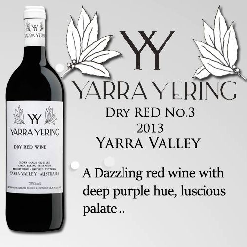 Yarra Yering Dry Red No.3