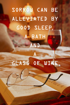 Wine Quote - The Rest Partner