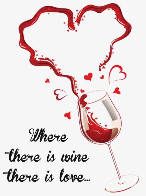 wine-quote-where-there-is-wine-there-is-love